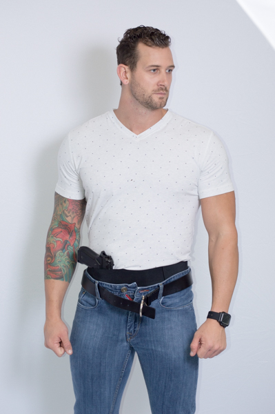 AC UNDERCOVER Belly Band Concealment Holster